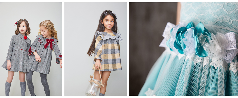 Carmen Vázquez Moda Infantil